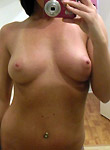 Pink Velvet Pass-Bella Self Shots-Pics