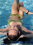 Share My GF pics, random pics at the pool